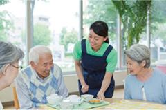 地域密着型特別養護老人ホーム ショートステイ